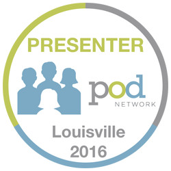 POD Network 2016 Presenter Badge