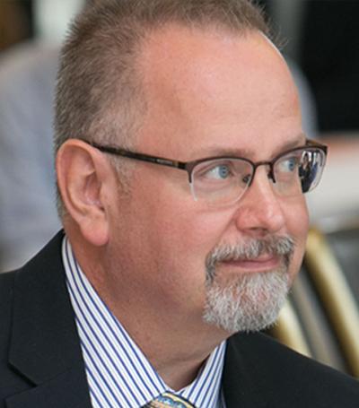 Steve Hansen Portrait Image